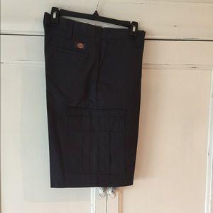 NWT DICKIES Mens Cargo Shorts